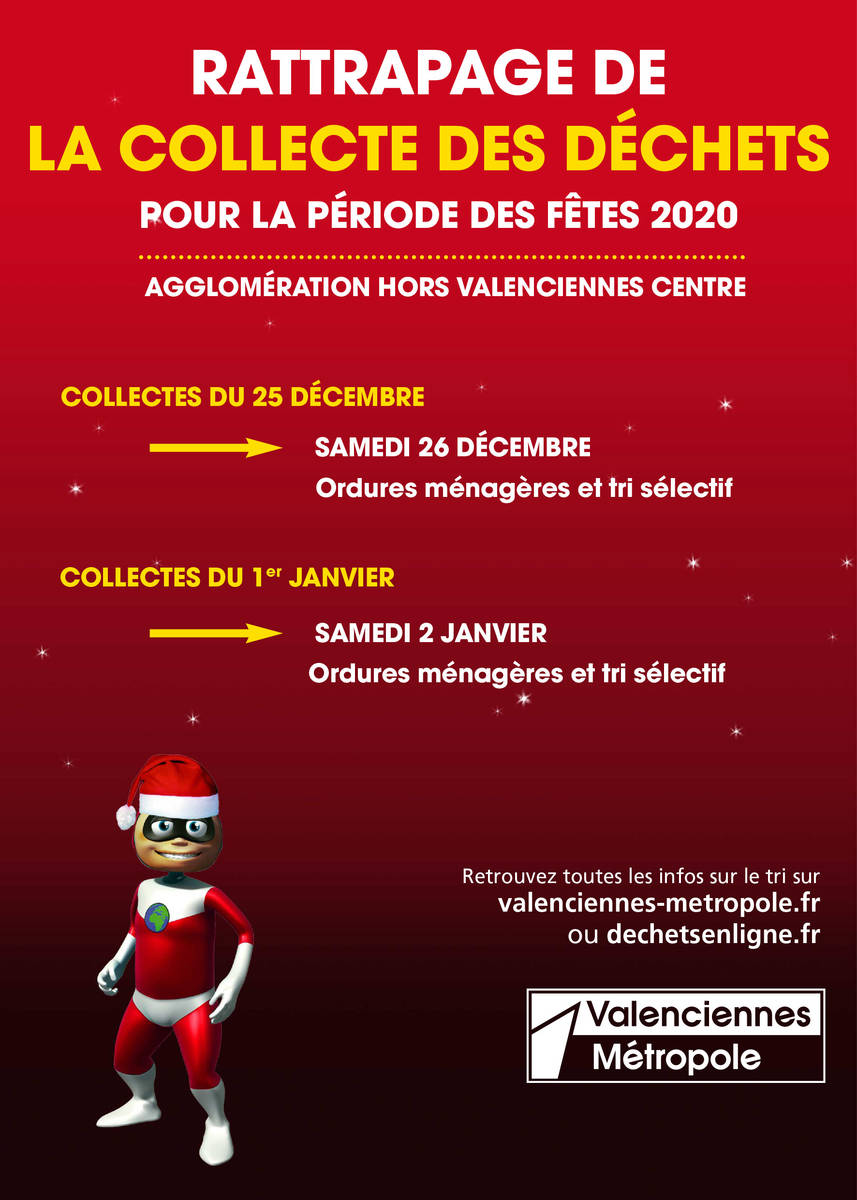 Report collectes décembre 2020