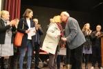 Mise à l'honneur de l'école Marie Curie