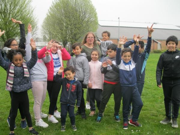 Que s'est-il passé au Centre de Loisirs du Centre Social et Culturel de la Briquette pendant les vacances de printemps ?