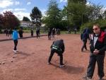 championnat départemental pétanque de Marly - 05 05 2019