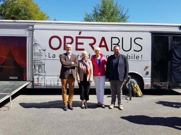 L'Opéra aux portes du Collège !