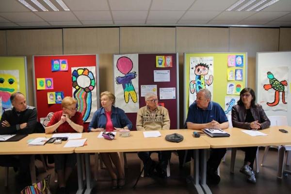 Le Comité de Défense des Locataires de la Briquette s'est réuni pour son assemblée générale !