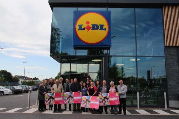 Lidl offre 2 400€ aux écoles Nelson Mandela et Louise Michel !