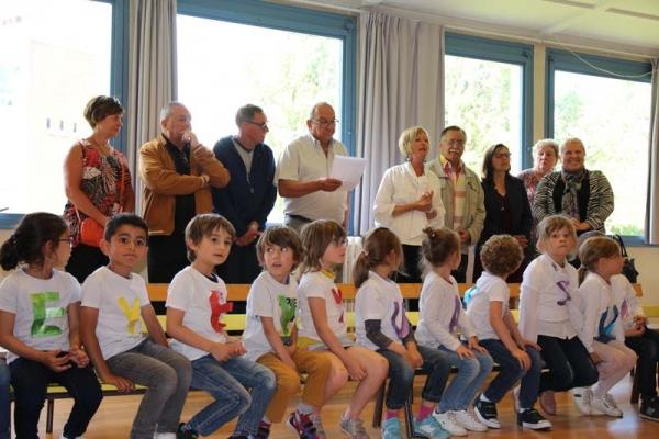 L'école Hurez St Nicolas ouvre le bal des récompenses scolaires !