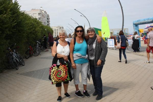 Destination la Panne pour le premier voyage en familles