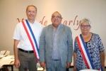 Le nouveau visage du Conseil municipal de Marly 19 07 19
