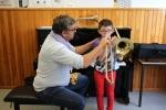 Visite découverte à l'école de musique de Marly