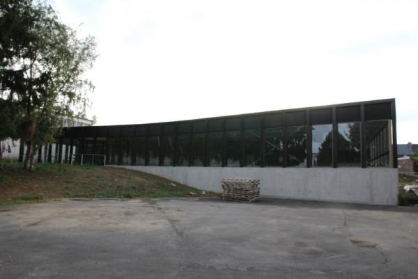 Encore quelques semaines pour l'ouverture du nouveau restaurant scolaire Marie Curie