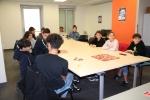 Les ados du LALP centre se retrouvent pour leur 1er jour de vacances