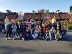 Sortie à Astérix pour les jeunes des LALP - 24 10 2019