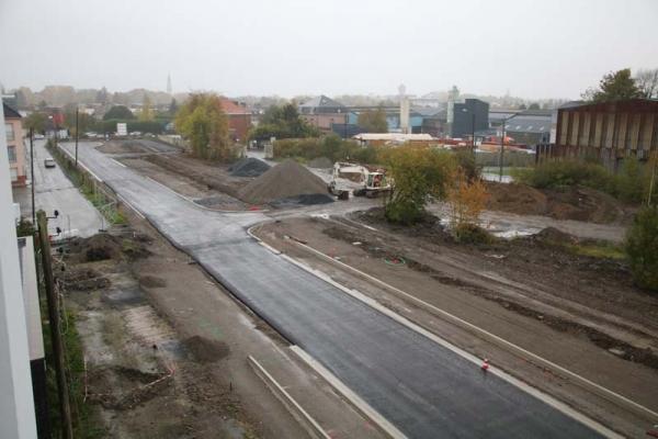 Les routes de la voie verte apparaissent !