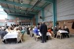 Un repas d'acier pour l'association de Pétanque Loisirs Vétérans !