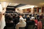 Le concert de Ste Cécile sous un tonnerre… d'applaudissements !