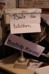Téléthon : démonstration de Bushido Karaté salle loucheux