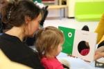 La Perdriole atelier parents enfants