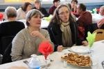 Repas italien centre social Les Floralies