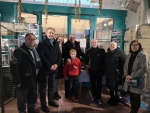 Remise récompenses club gym Marly-Aulnoy