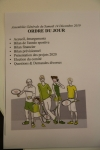 AG du Tennis Club de La Rhônelle