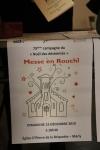 Messe patoisante La Briquette