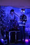 Spectacle magique et goûter de Noël pour les ACM Les Orchidées