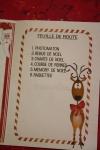 Les rennes du Père Noël cachées à La Perdriole !