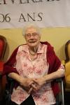 Madame Masson fête ses 106 ans !