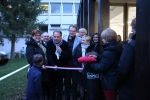 Inauguration du restaurant scolaire Marie Curie
