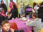Petit déjeuner en famille école Nelson Mandela - 14 02 2020