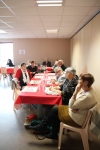 Repas club du 3ème âge La Briquette - 18 02 2020