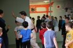 Initiation au karaté Marie Curie 20022020