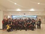 Voyage parlement européen et Dunkerque club ado+ LALP