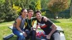 Thomas Boursier : marathon dans son jardin - 26 avril 2020
