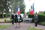 cérémonie d'hommage aux morts en Indochine - 08 06 2020