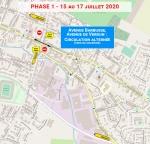 travaux Romainville - juillet 2020