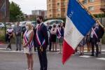 Cérémonie d'hommage aux victimes des crimes racistes et antisémites de l'État français et aux