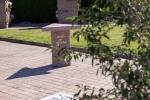 jardin du souvenir - juillet 2020
