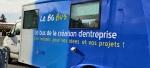 Venue du bus de la création d'entreprise - 10 09 2020