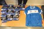 Des nouvelles tenues pour l'US Football de La Briquette - 13 10 2020