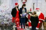Le Père Noël a gâté les enfants ce lundi 21 décembre ! Galerie article