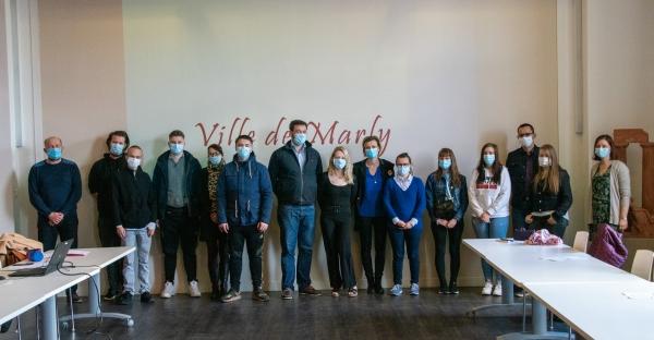 Un jeune, une solution : la Ville de Marly s'associe à Pole Emploi pour aider les jeunes à trouver un emploi stable