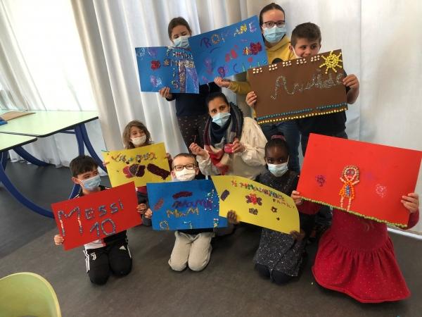 Les enfants des Or'K'Idées font le plein d'activités pendant les vacances de Pâques