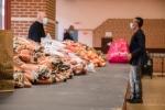 Une nouvelle distribution alimentaire par le CCAS