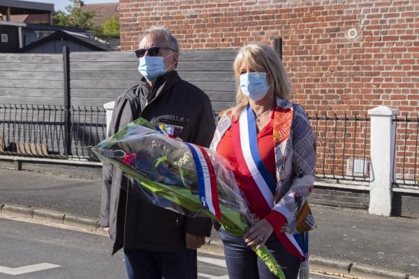 Marly : une cérémonie en mémoire des héros de la déportation