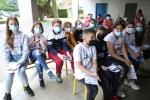Remise des récompenses scolaires Groupe Louise Michel - 28 06 2021