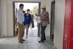 Visite de chantier au collège Alphonse Terroir - 20 07 2021