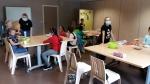 Centre social Briquette - premières animations août 2021