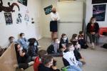 Découverte des instruments de musique par les écoliers - 10 09 2021