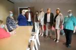 Fête des voisins centre social et club des aînés briquette - 24 09 2021
