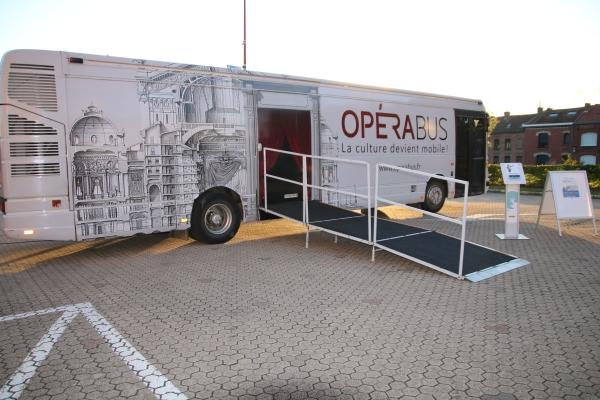 Opérabus : la culture au plus près des habitants